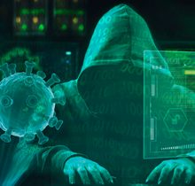 Businesses bombarded by cyber-attacks