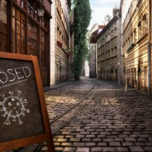 Business Closed COVID