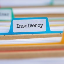 File,Folders,With,A,Tab,Labeled,Insolvency