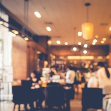 Blur,Coffee,Shop,Or,Cafe,Restaurant,With,Abstract,Bokeh,Light